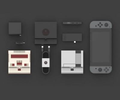 Nintendo Switch için yeni dock!
