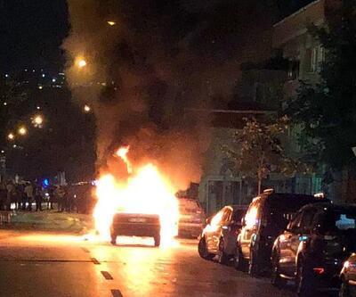 İstanbul'da 5 yılda binlerce araç yandı