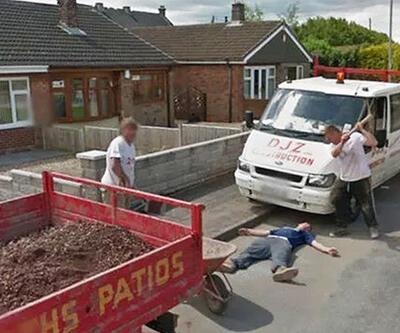Google Street View'de yapılan cinayet şakası