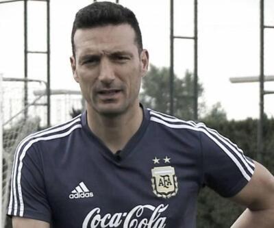 Arjantin'de geçici teknik direktör: Scaloni atandı
