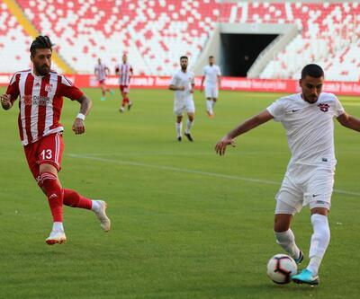 Sivasspor 3-0 Gaziantepspor / Maç Özeti