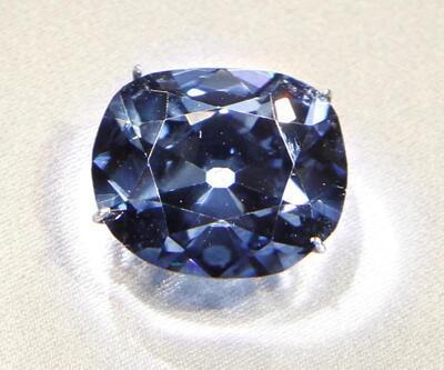 İşte mavi elmasların sırrı