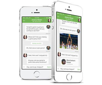 WhatsApp ios için güncellendi!