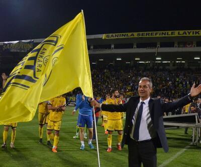 Ankaragücü'nden açıklama:  Oyuncular ocak ayına kadar alacaklarını istemeyecek