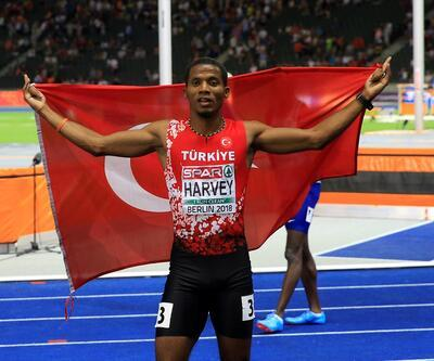 Jack Ali Harvey 100 metrede bronz aldı
