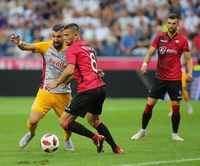 Salzburg 3-0 Shkendija / Maç Özeti