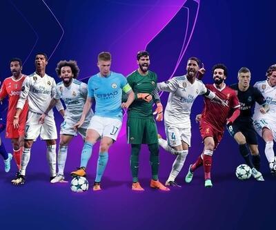Şampiyonlar Ligi'nin en iyi futbolcu adayları açıklandı