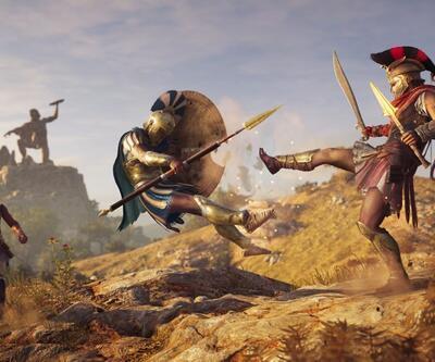 Assassins Creed Odyssey için yeni video