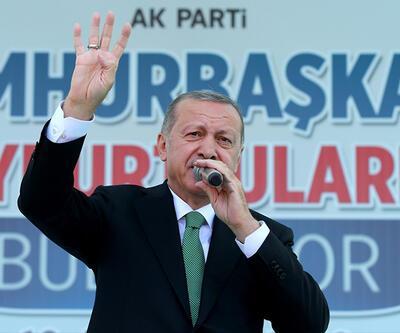 Cumhurbaşkanı Erdoğan: Dolar molar yolumuzu kesmez