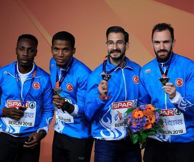 Türkiye atletizmde Avrupa 13'üncüsü oldu