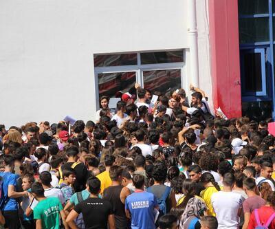355 kişilik kontenjana 2 bin 882 kişi başvurdu