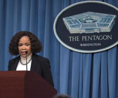 Pentagon sözcüsüne soruşturma