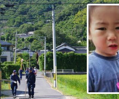 3 gündür aranan 2 yaşındaki çocuk ormanda bulundu