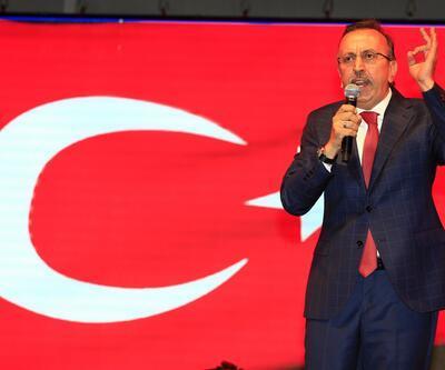 Nevşehir Belediyesi'nden ABD ürünlerine boykot