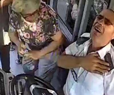 Hem kendinin hem de yolcuların hayatını kurtardı