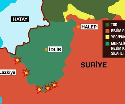 İdlib'de son durum!