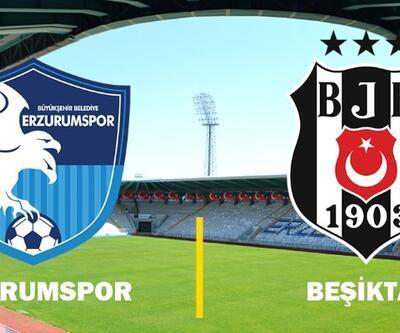 Erzurumspor-Beşiktaş maçı canlı yayın | beIN Sports izle