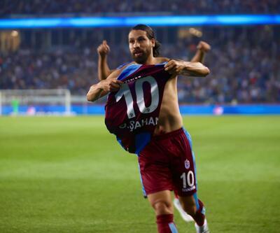 Trabzonspor Sivasspor'u ilk yarıda mat etti