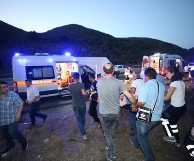 Tatilin ilk 3 gününde trafikte korkunç bilanço: 67 kaza, 51 ölü, 244 yaralı