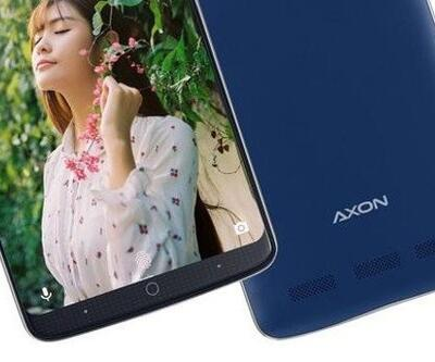ZTE Axon 9 Pro'nun yeni görüntüleri sızdırıldı