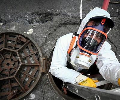 Çocuklarının can verdiği kanalizasyonların temizliğinden vazgeçmedi