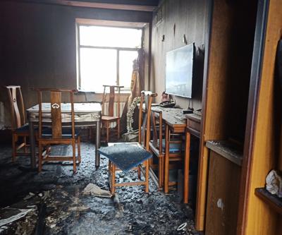 Çin'de otel yangını, 19 kişi öldü