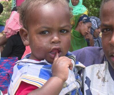 CNN TÜRK Etiyopya'da drama tanıklık etti