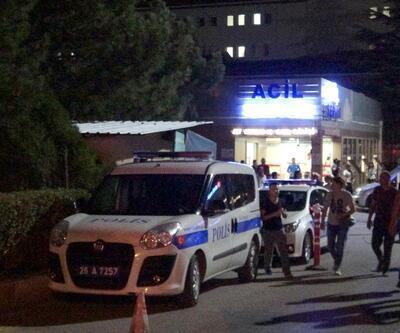 Eskişehir Devlet Hastanesi'nde dehşet: 1 ölü