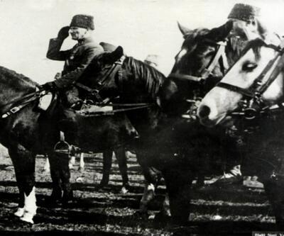TSK arşivinden az bilinen Büyük Taarruz fotoğrafları