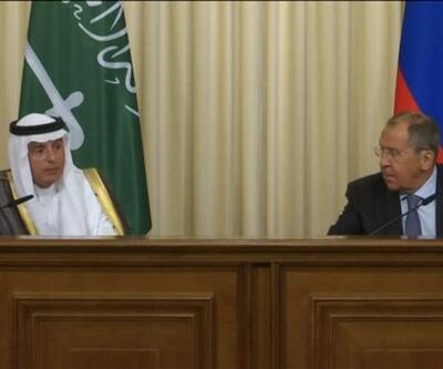 Lavrov: ABD ile görüşmeler sürüyor