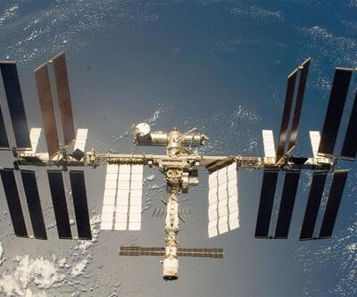 Uluslararası Uzay İstasyonu'nda alarm: Sızıntıya 'bantla' müdahale