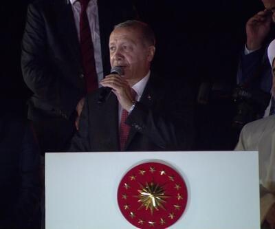 Cumhurbaşkanı Erdoğan balık sezonu açılışında konuştu