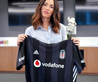 Megan Fox Beşiktaş'ı izlemek istiyor