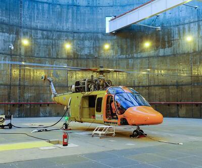 İlk yerli helikopter uçuşa hazırlanıyor