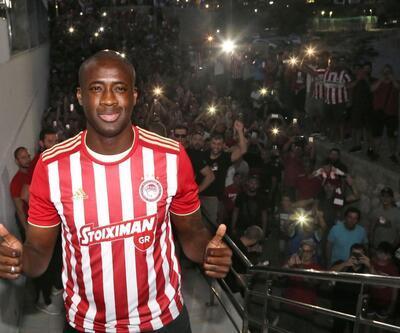 Yaya Toure Olympiakos'a transfer oldu