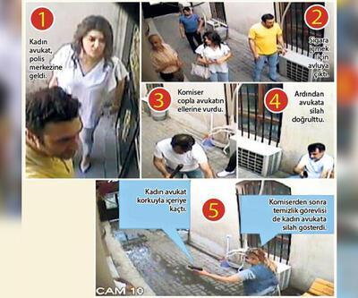 Avukata karakolda 'dayak' iddiası