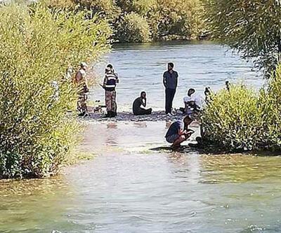 Fırat Nehri'nde facia: İki kardeş boğuldu