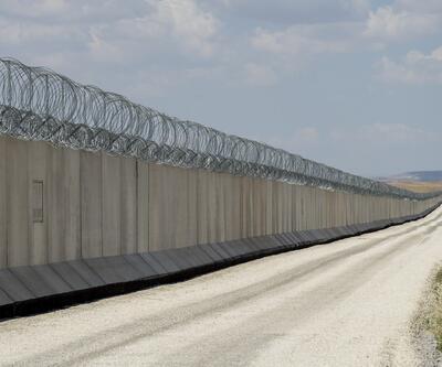 Suriye sınırındaki duvar tamamlanmak üzere