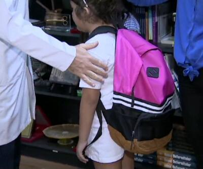 Ağır okul çantaları omurga sağlığını bozuyor!