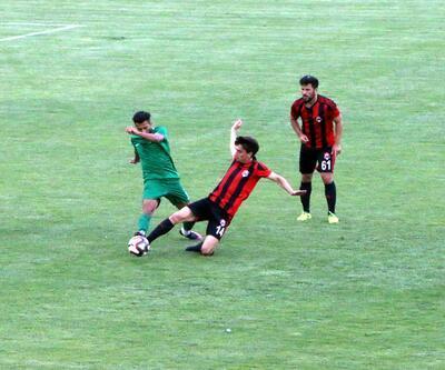 Anagold 24 Erzincanspor - Serik Belediyespor: 2-2