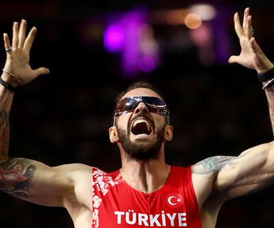 Türkiye bayrak yarışında ikinci oldu