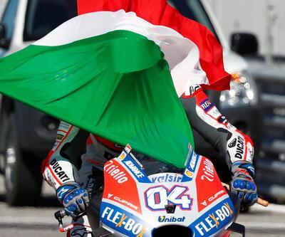 MotoGP'de en çok İtalyanlar kazandı