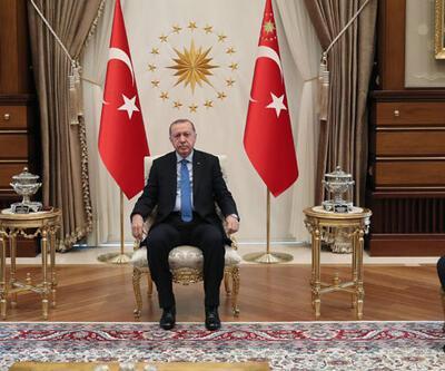 Erdoğan TÜSİAD heyetini kabul etti