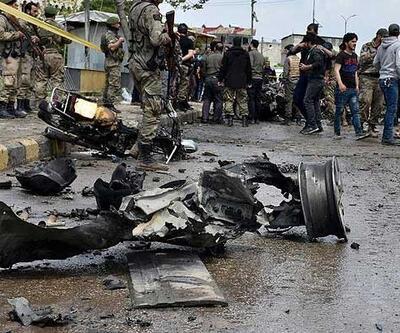 Menbiç'te canlı bomba saldırısı: 1 çocuk ölü