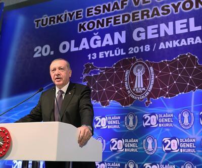Cumhurbaşkanı Erdoğan: Bu bizim krizimiz değil