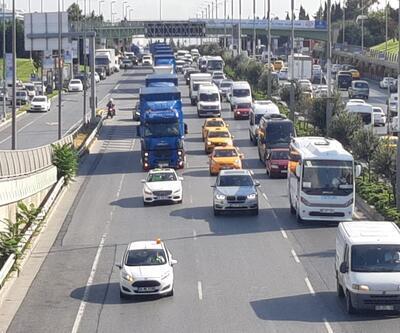 Atatürk Havalimanı'ndan yola çıkan 20 TIR Yeni Havalimanına ulaştı