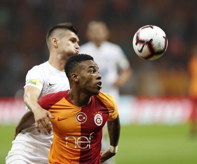 Galatasaray hem maçı hem Ozan Kabak'ı kazandı