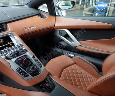 Kenan Sofuoğlu'nun, Lamborghini marka otomobili satışa çıktı