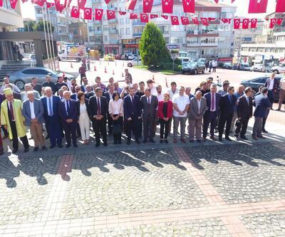 Sinop'ta Ahilik haftası kutlandı