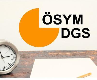 DGS 2019 ÖSYM tarafından ne zaman yapılacak?
